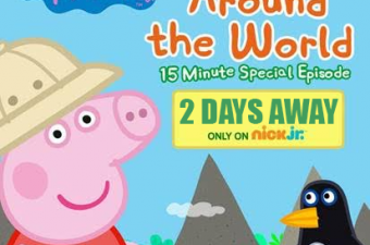 Around the World with Peppa Pig
