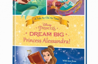 Dream Big Princess: Belle's Special Edition