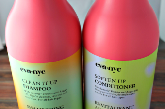 Deluxe Size Eva NYC Shampoo & Conditioner at Costco!