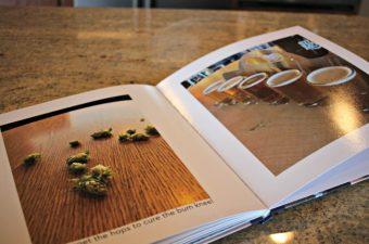 novel photo book