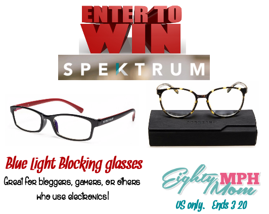 spektrum glasses giveaway