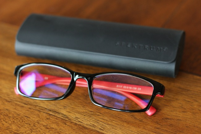 Spektrum Blue Light locking glasses