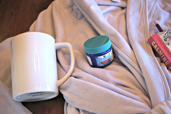 vicks VapoRub sick day kit
