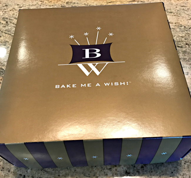 1-800-Baskets.com's Bake Me A Wish! Birthday Cake