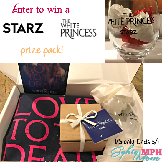 The White Princess giveaway