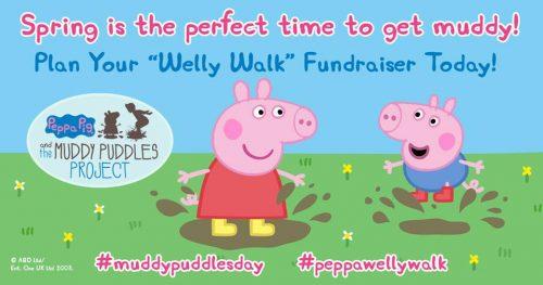 Peppa Pig Welly Walk
