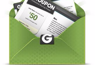Groupon Coupons for the best deals around