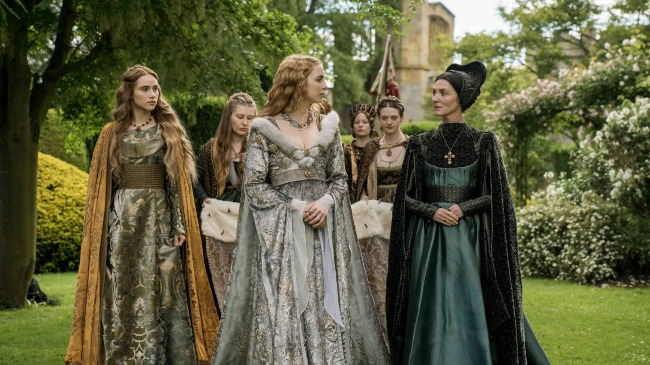 The White Princess, a STARZ Original Series