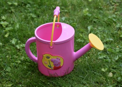 Peppa Pig Plastic Watering Can