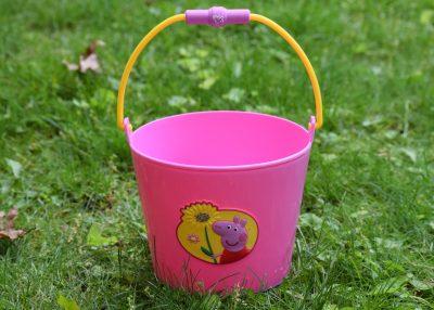Peppa Pig Plastic Gardening Bucket