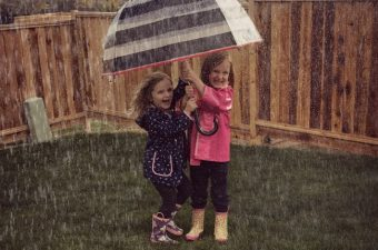 Stay Dry with Cute ShedRain Umbrellas! – Review