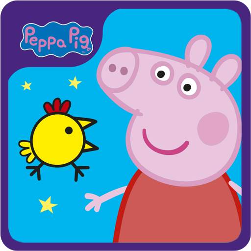 Peppa Pig Happy Mrs. Chicken App