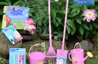 Enjoy Springtime with Peppa Pig!
