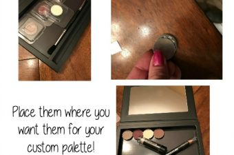 beauty junkees custom palette