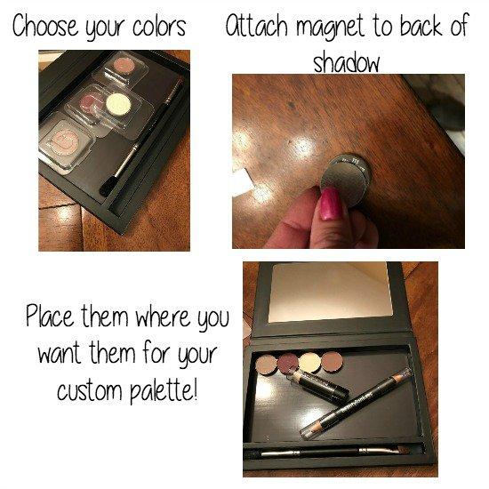 beauty junkees custom palette