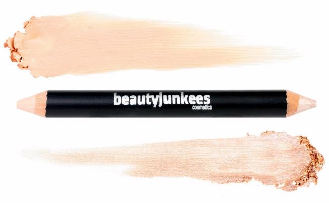 beauty junkees eyebrow highlighter