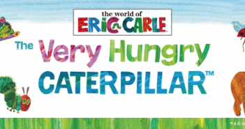 eric carle very hungry caterpillar