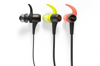 Optoma NuForce BE Sport3 Wireless Earphones