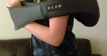 Tekjoy Deep Kneading Massager Review
