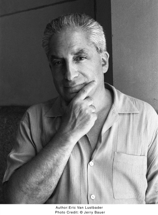 "Robert Ludlum's ""The Bourne Initiative"" author eric van lustbader"
