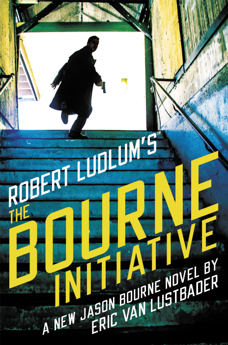 "Robert Ludlum's ""The Bourne Initiative"""