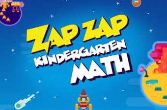 Zap Zap Kindergarten Math!
