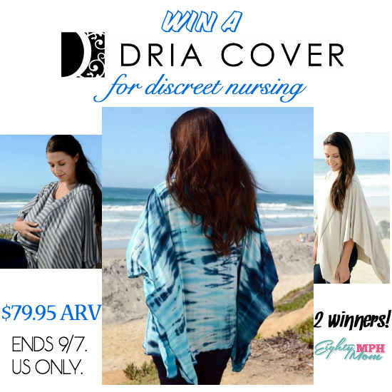 Oslo DRIA NURSING COVER