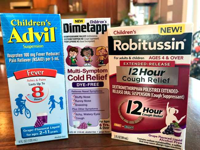 Keep your kids healthy with Pfizer pediatric products