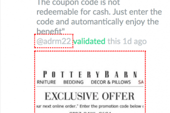 The hottest deals at Pottery Barn, thanks to Dealspotr!