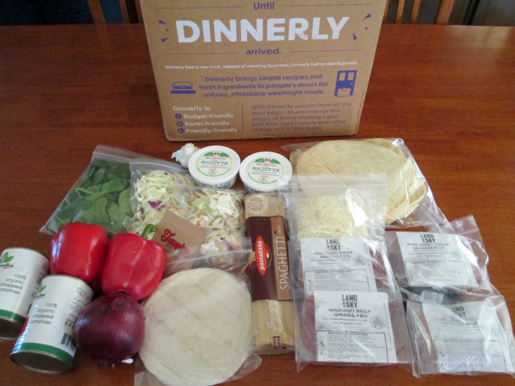 Affordable Dinners Delivered to Your Door with Dinnerly