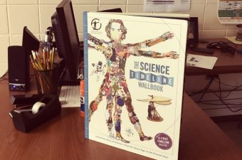 Learning is Fun with The Science Timeline Wallbook – Review and Giveaway!