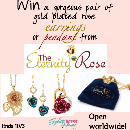 eternity rose giveaway