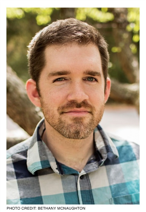 Author Ryan T. Higgens