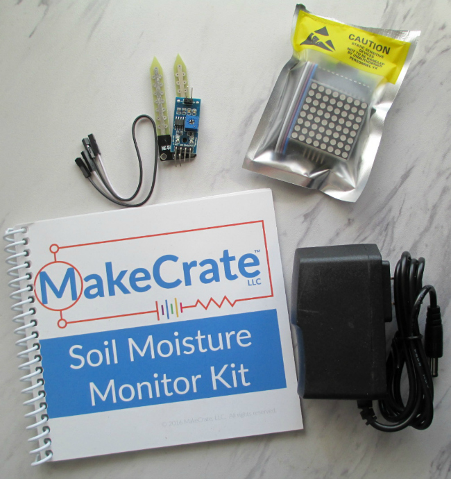 MakeCrate Makes Electronics and Coding FUN - Giveaway