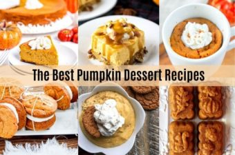 The Best Pumpkin Dessert Recipes