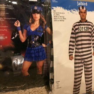 Halloween costumes and supplies at Oriental Trading
