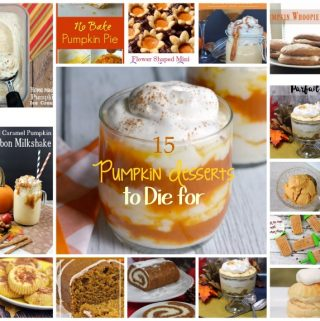15 dreamy pumpkin desserts