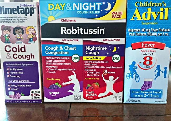 pfizer children's medicine