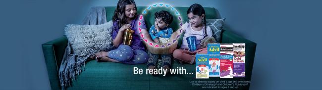 pfizer childrens medicine
