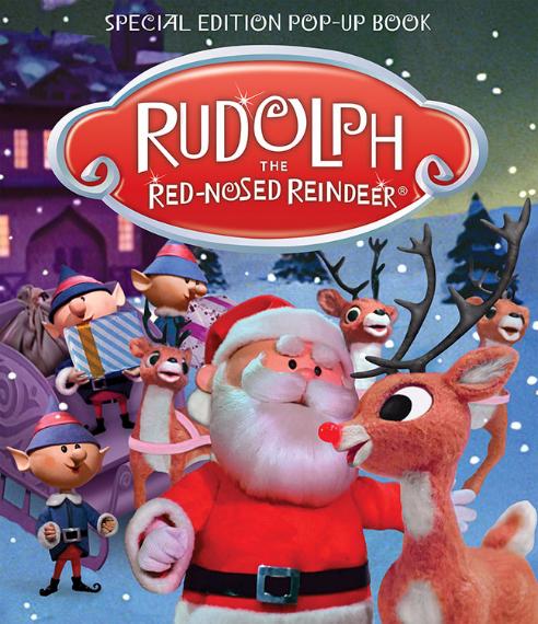 GG Rudolph pop up