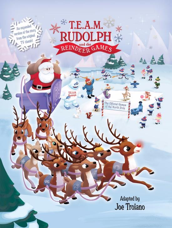 Team Rudolph book