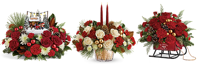 teleflora holiday