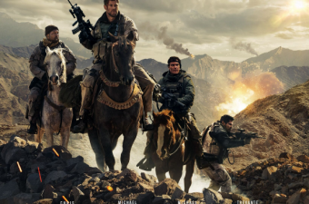 12 Strong movie {and giveaway!}
