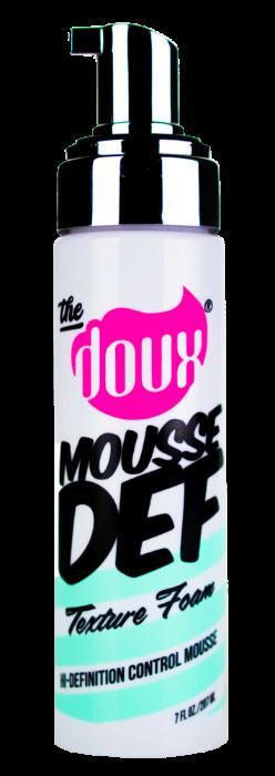 the doux mousse def foam