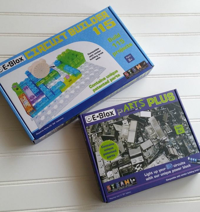Have Fun the STEM Way with E-Blox