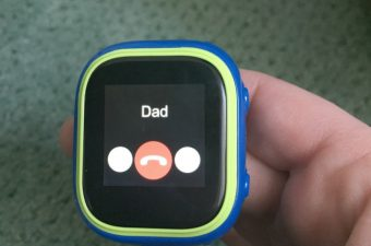 Peace of Mind With TickTalk 2.0 A Wearable Phone For Kids