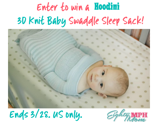 Hoodini 3D Knit Baby Swaddle Sleep Sack