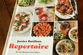 repertoire cookbook by jessica battilana