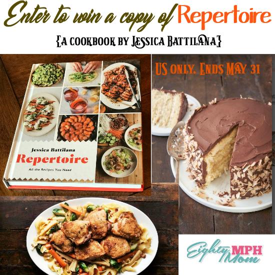 repertoire cookbook by jessica battilana