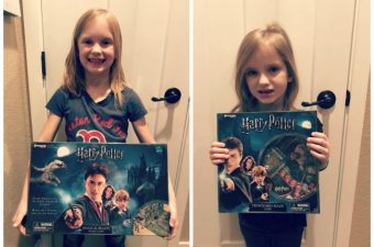 Two Fun Harry Potter Games from Pressman Toys – Review